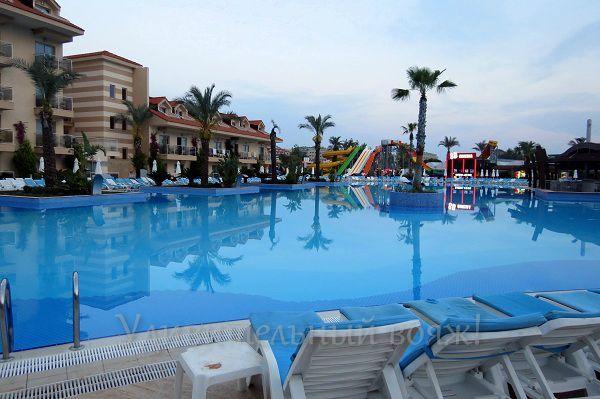 отель в Турции Grand Pearl Beach Resort & Spa 5*