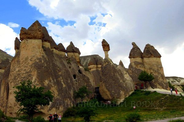 каменные столбы перибаджалары