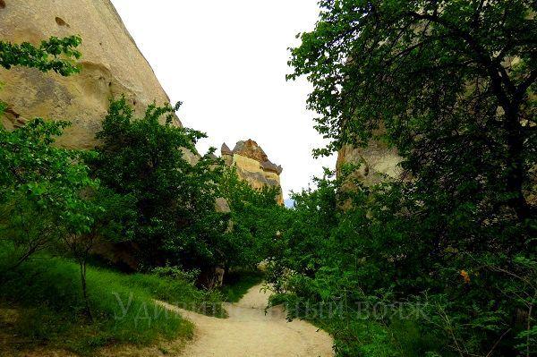 путешествие в Каппадокию