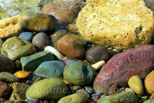 Яшмовый пляж, мыс Фиолент