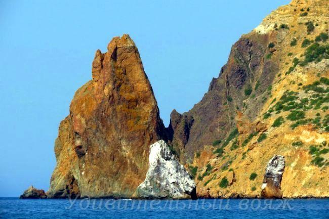 скалы Пилад и Орес