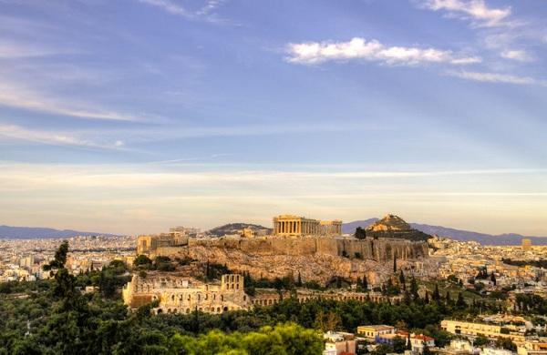 Паломническая поездка в Афины