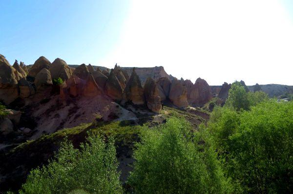 Долина фантазий. Каппадокия