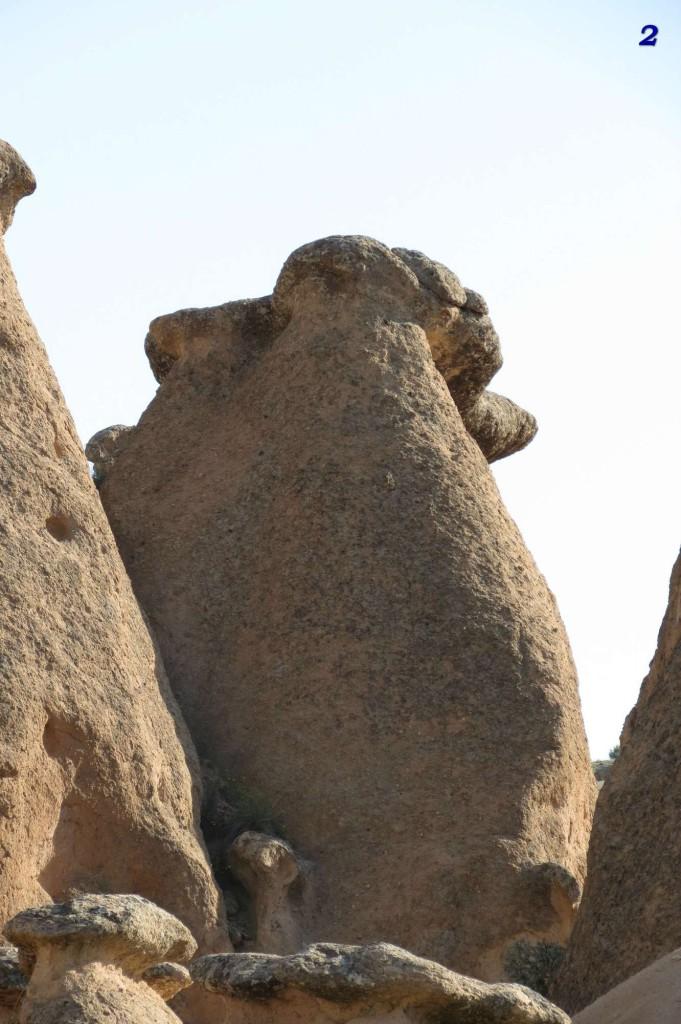 Долина фантазий в Каппадокии