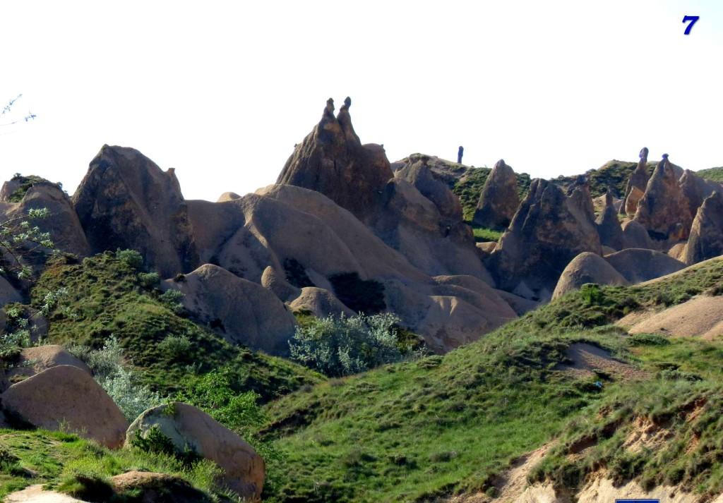 Долина фантазий, Каппадокия