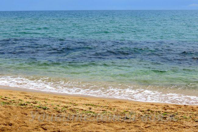Черное море в июле