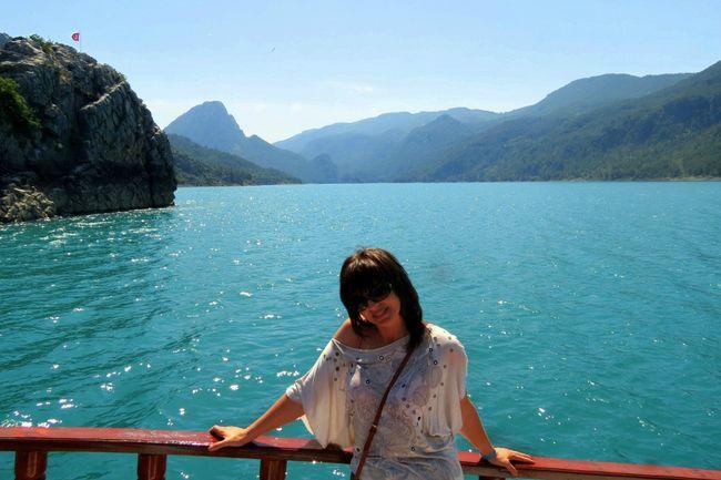Экскурсия в Зеленый каньон