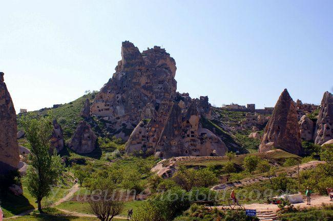пещерный город Учхисар