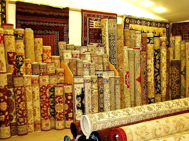 Экскурсия в Каппадокии- мастерская ковров