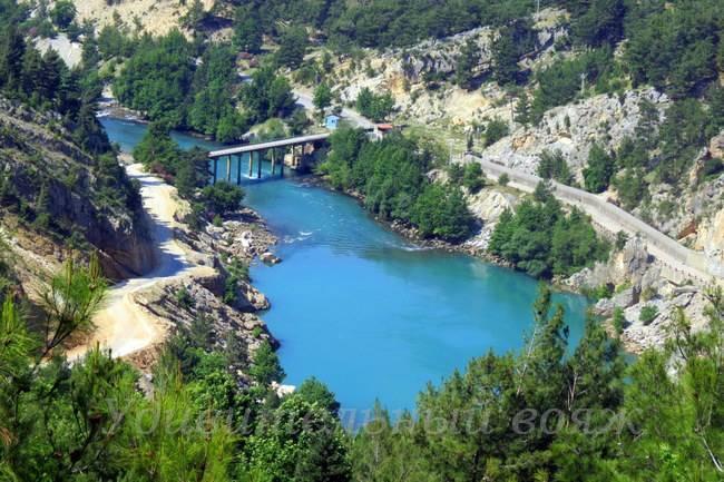 reka Manavgat
