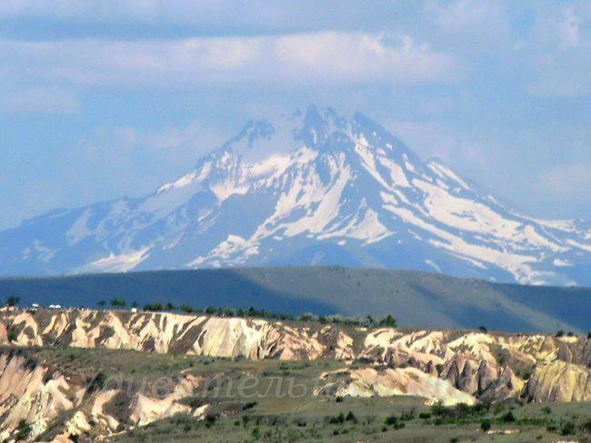 вулкан Эрджиес