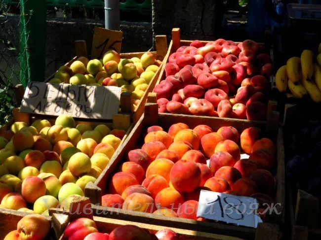 крымские персики