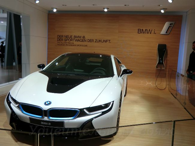 BMW на Франкфуртском автосалоне 2013