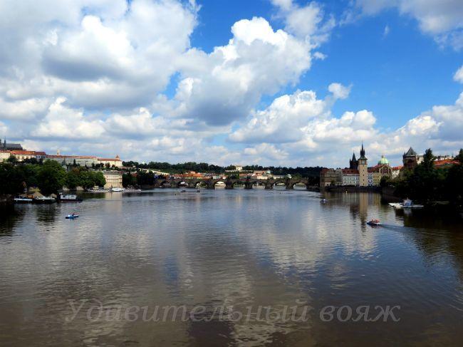 Progulka po Prage