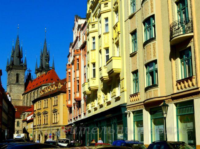Chto posmotret' v Prage za nedelju