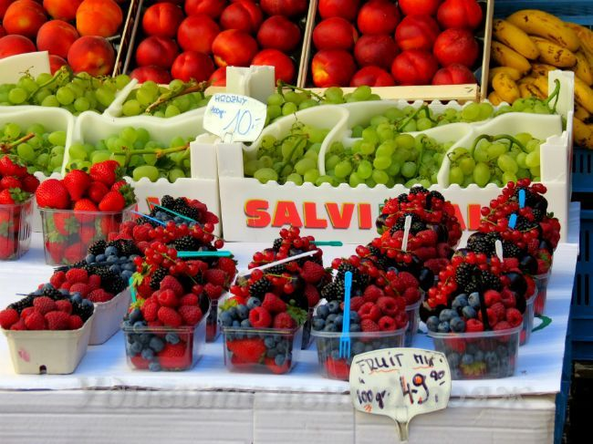 Гавельский рынок в Праге