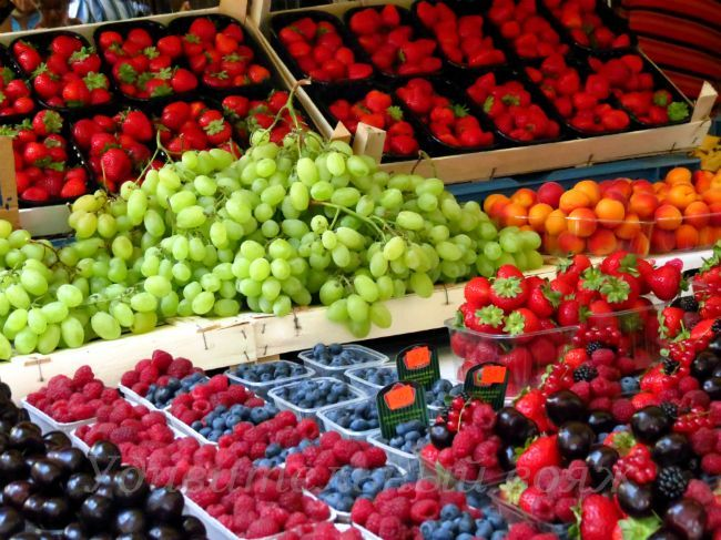 Гавельский рынок или Фруктовый рынок в Праге