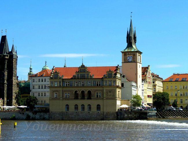 музей чешского композитора Бедржиха Сметаны