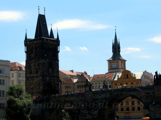 Староместская башня