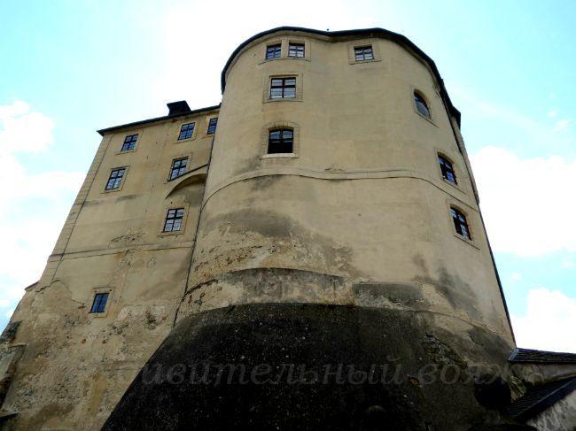 в замке Штернберг