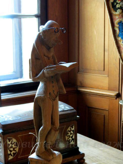 хранитель библиотеки замка Штернберг