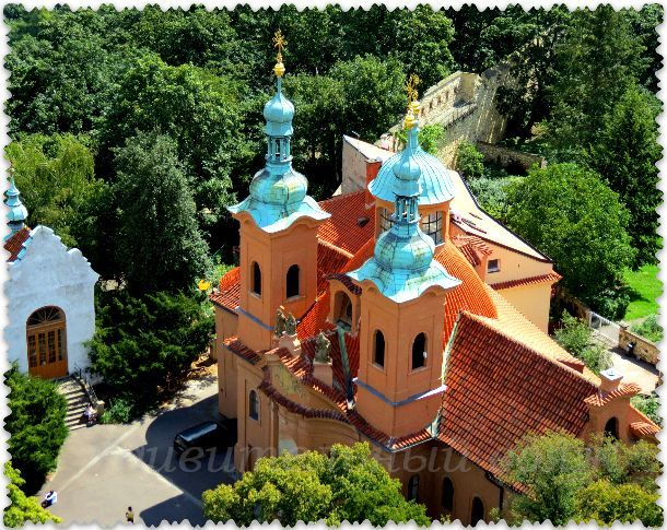 костел Св. Лаврентия, Прага