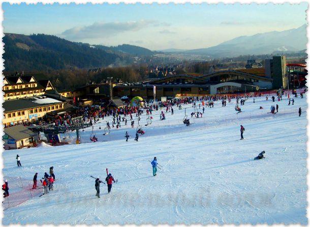 горнолыжный центр Котельница (Kotelnica)