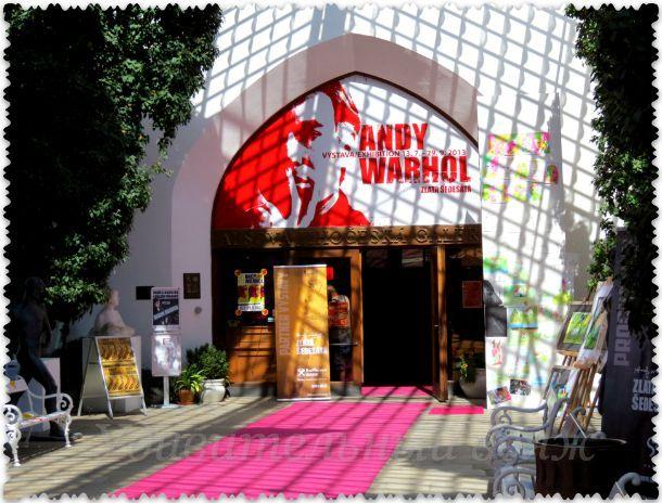 выставка культового американского художника Энди Уорхола