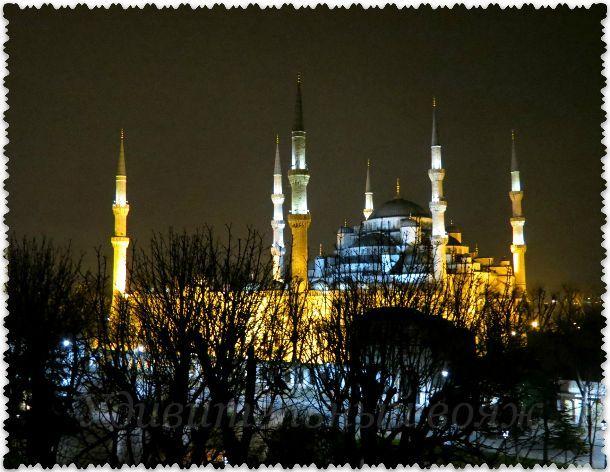отель в районе Султанахмет Стамбул