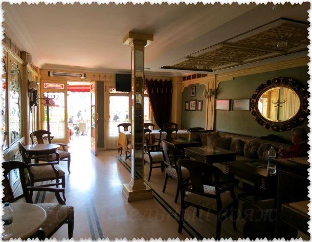 отель в Султанахмет Стамбула