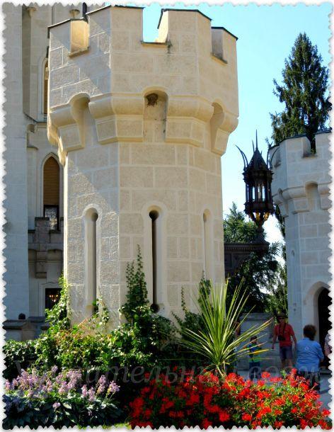 экскурсия в замок Глубока
