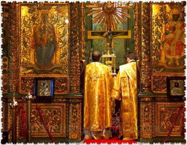 православный храм в Стамбуле
