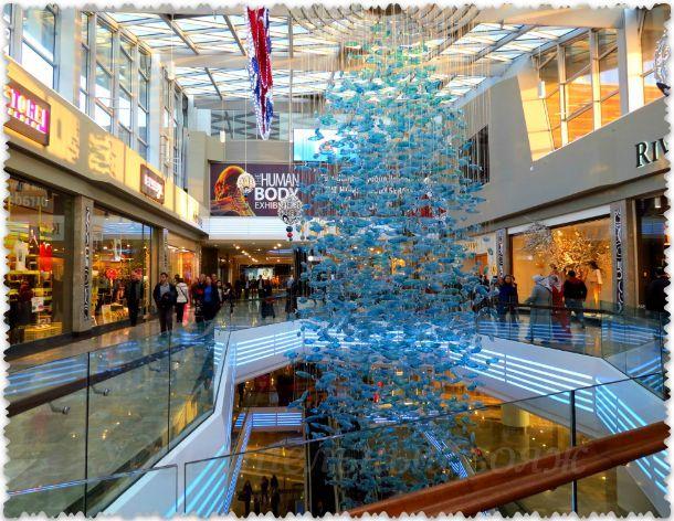 торговый центр возле Стамбульского аквариума