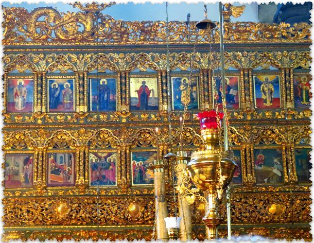 Pravoslavnyj hram v Stambule