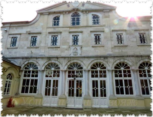 pravoslavnyj sobor v Stambule