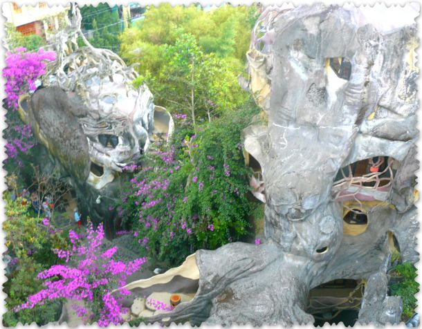 сумасшедший дом, Далат, Вьетнам