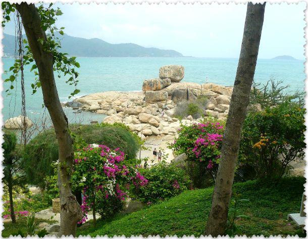 Сад Камней в городе Нячанг