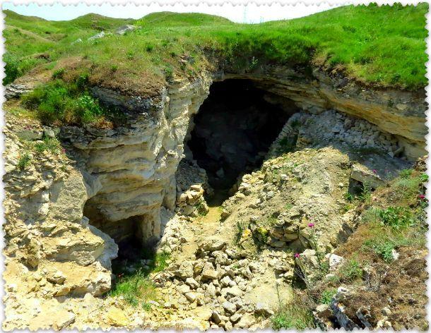 каменоломни в Керчи
