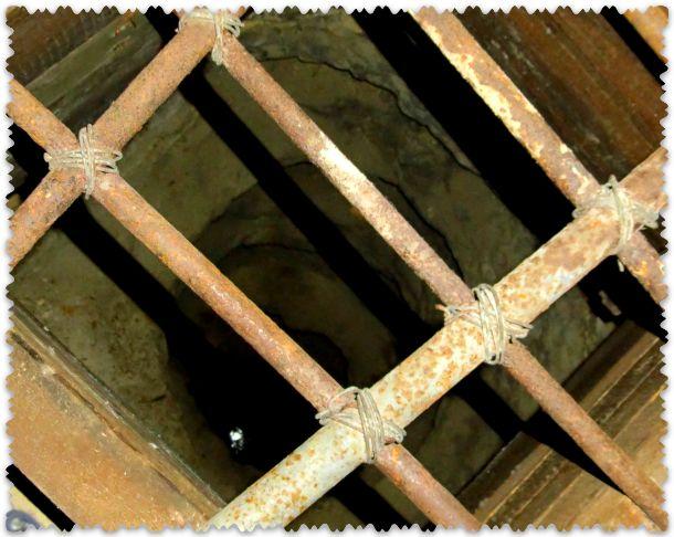 колодец в Аджимушкайских каменоломнях