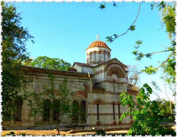 Це́рковь Иоа́нна Предтечи в Крыму