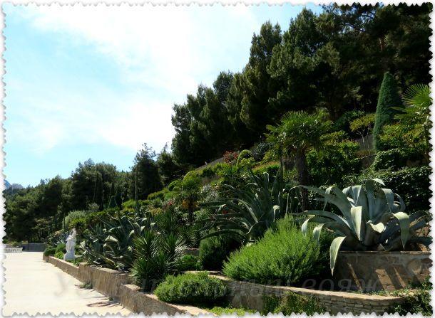 terrasnye sady v parke Paradiz