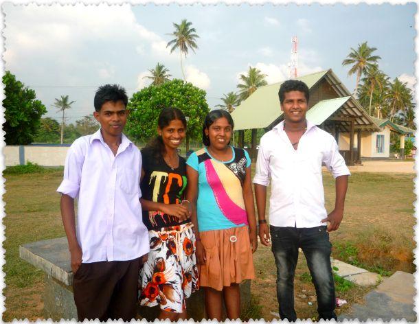 Ланкийская молодежь