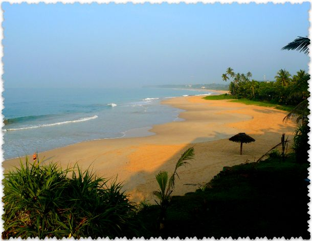 январь в Шри-Ланке