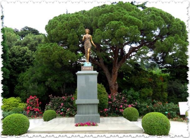boginja prirody - Flora