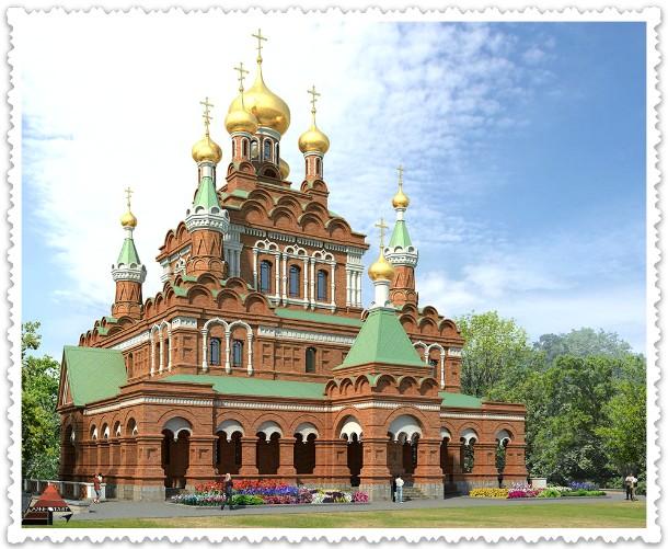 храма во Славу Живоначальной Троицы Топловского Троице-Параскевиевского женского монастыря