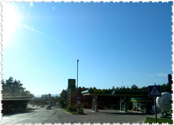 Trassa Simferopol' - Feodosija R23