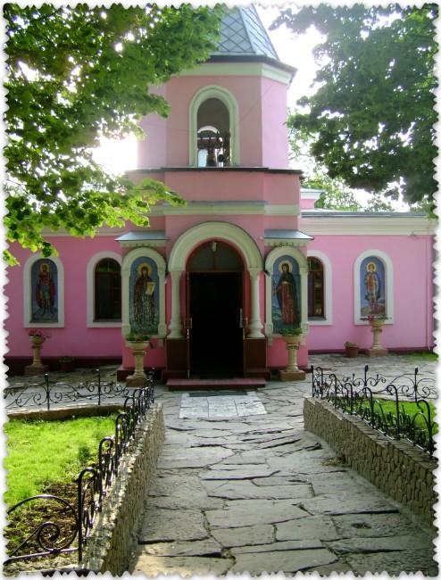 Toplovskij zhenskij monastyr'