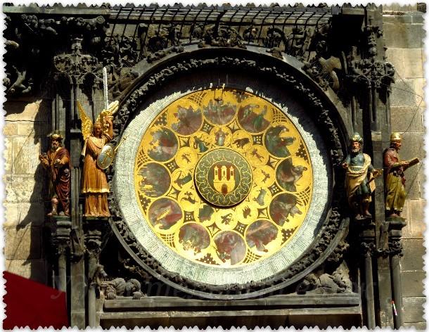 kuranty Orloj v Prage