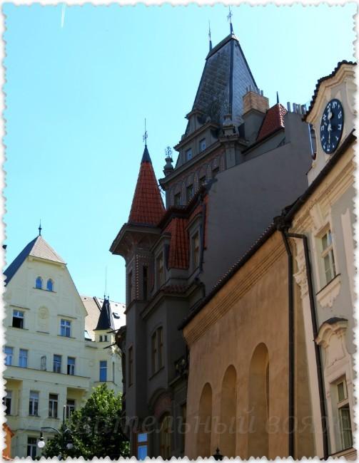 jekskursija po Prage