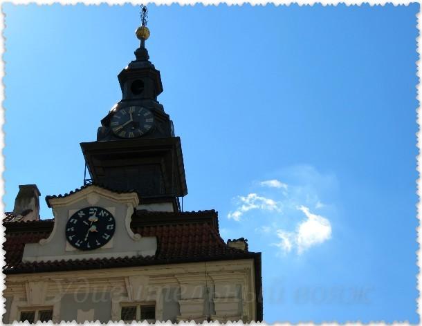 samostojatel'naja jekskursija po Prage